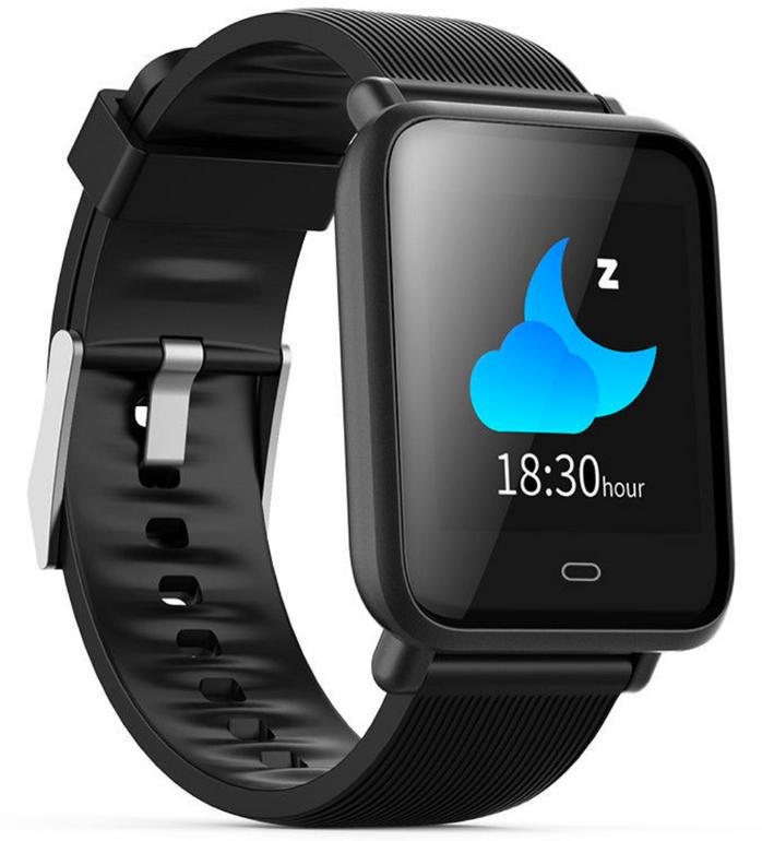 Q9 Smartwatch (Herzfrequenzmonitor, Schrittzähler und Co.) für 20,79€ inkl. VSK