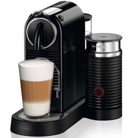 DeLonghi EN 267 Nespresso Citiz & Milk Nespressoautomat für 124,83€ inkl. Versand (statt 152€) - Newsletter