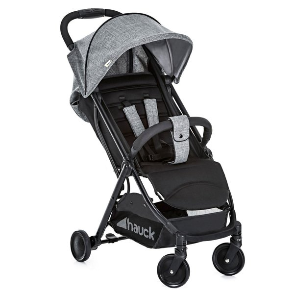 Hauck Buggy Swift Plus in 'Melange Grey' für 79,99€ inkl. VSK