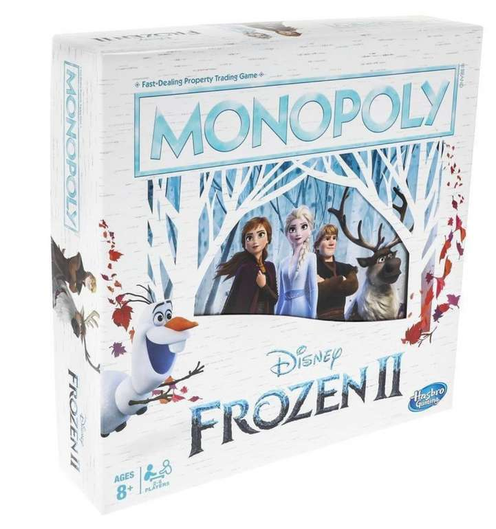 Hasbro Monopoly Disney Frozen 2 Version für 15,99€ inkl. Versand (statt 23€)