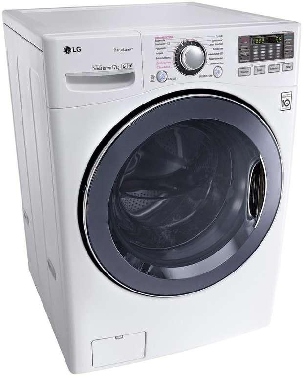 LG F11WM17VT2 Waschmaschine mit 17kg & A++ für 739€ (statt 865€)