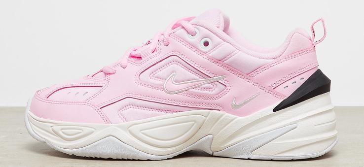 Nike M2K Tekno Damen Sneaker in pink foam/black-phantom-white für 63,99€