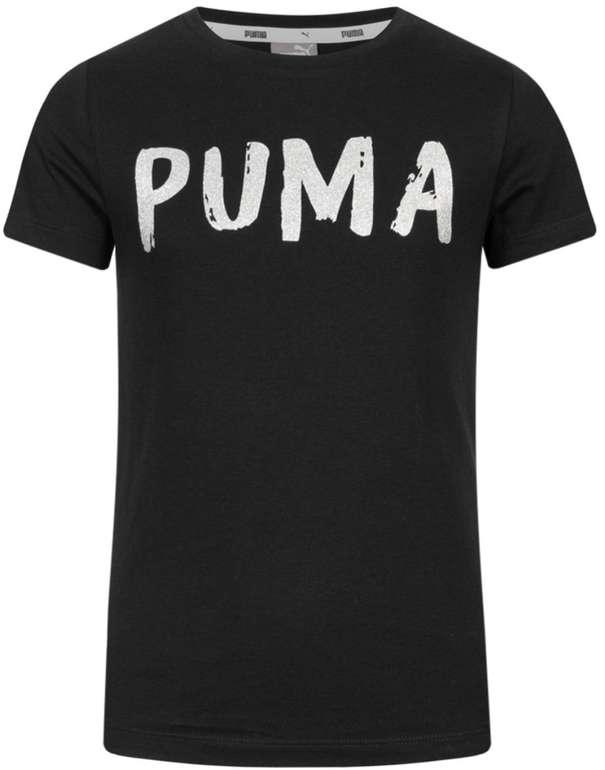 Puma Alpha Tee Mädchen T-Shirt (versch. Farben) für je 10,94€ inkl. Versand (statt 15€)