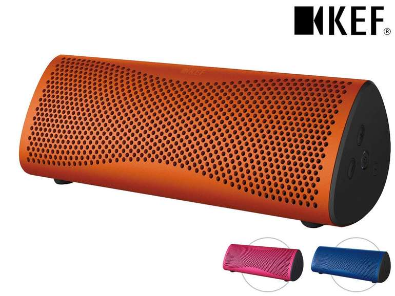 KEF Muo tragbarer Bluetooth-Lautsprecher für 75,90€ inkl. Versand (statt 183€)