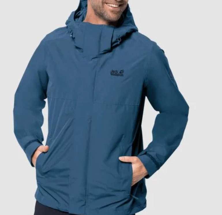 Jack Wolfskin Sale mit bis zu 50% Rabatt - z.B. Seven Peaks Herren Jacke für 124,95€ (statt 180€)