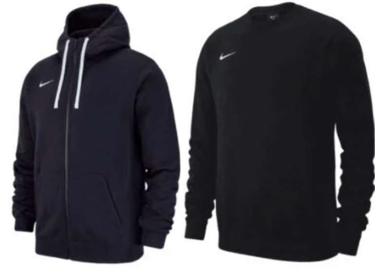 2-tlg. Nike Team Club 19 Fleece Set (Jacke & Pullover) für 49,95€ inkl. Versand (statt 61€)