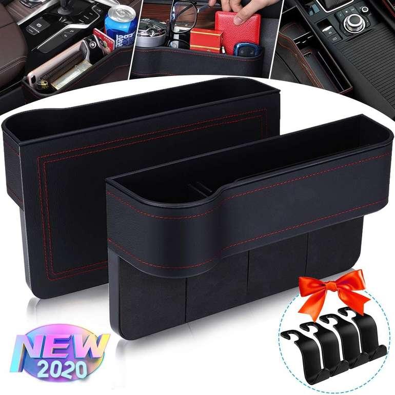 Jeteven 2er Pack Auto Aufbewahrungsboxen für 14,39€ inkl. Prime Versand (statt 24€)