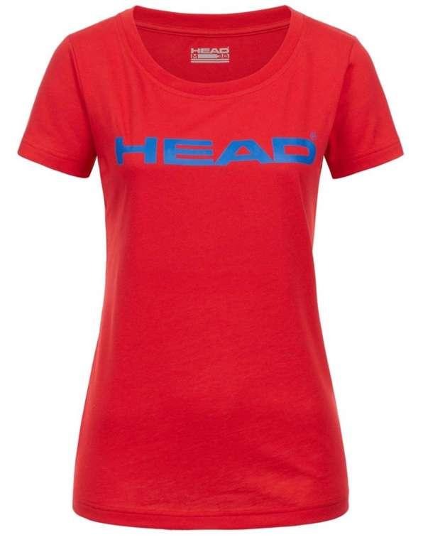 Head Lucy II Damen Logo T-Shirt für 8,95€ inkl. Versand (statt 16€)