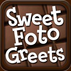 Chocogreets: Schokoladengruß mit eigenem Foto kostenlos
