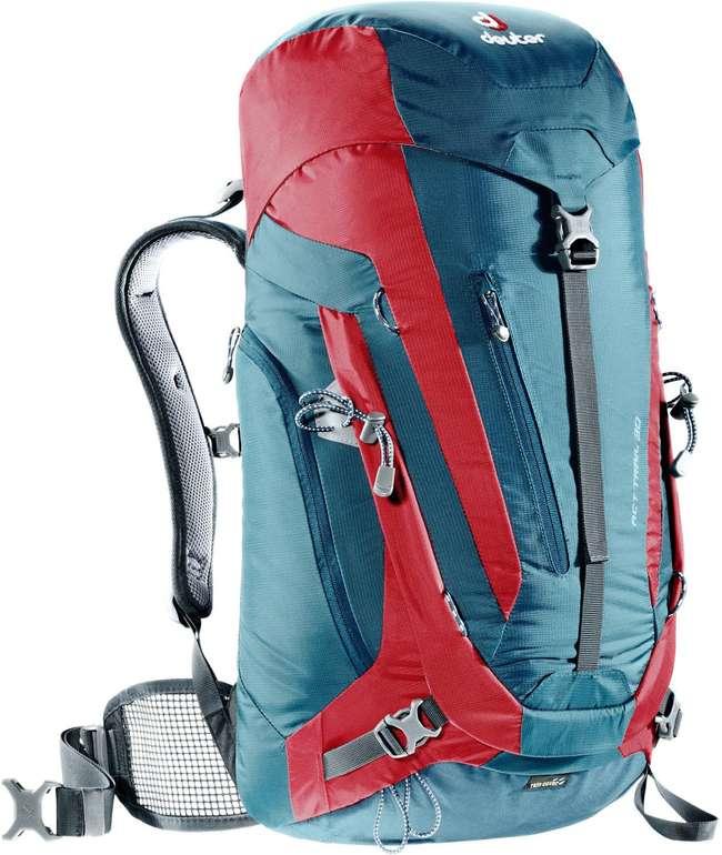 Deuter Unisex Act Trail 30 Rucksack in blau/rot für 59,95€ inkl. Versand (statt 95€)