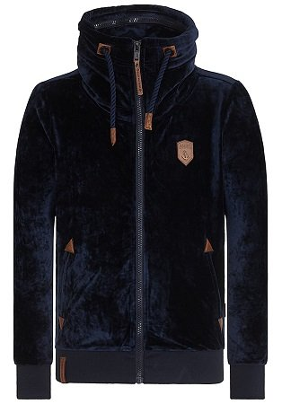 Naketano Male Zipped Jacket Ivic Mack für 51,92€ inkl. VSK