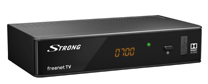 Strong SRT 8541 DVB-T2 HD Receiver für 19€ inkl. Versand (statt 28€)