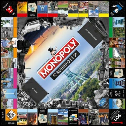 Monopoly Ruhrpott Gesellschaftsspiel