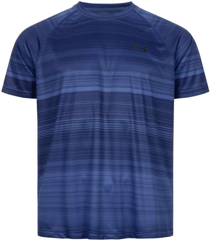 Under Armour DFO Velocity 2.0 Herren Fitness Shirt in blau für 17,94€inkl. Versand (statt 22€)
