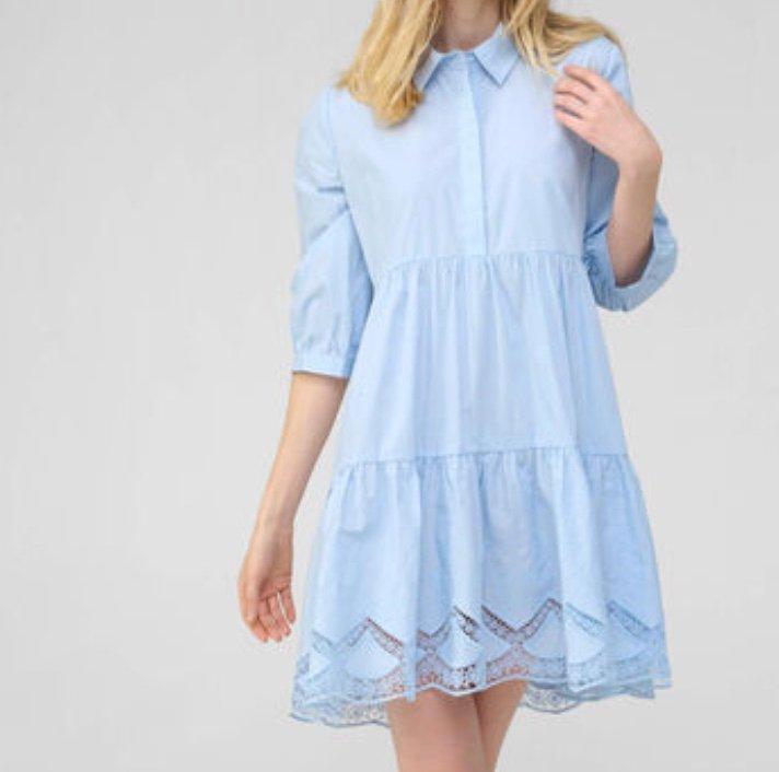 Orsay: 25% Rabatt auf Kleider (Club Mitglieder!) + VSKfrei ab 25€ - z.B. Kleid mit Spitze für 31,99€ (statt 40€)