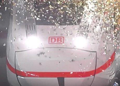 30 Jahre ICE: Deutsche Bahn ICE Tickets ab 17,90€ (deutschlandweit) – für junge Leute schon ab 12,90€