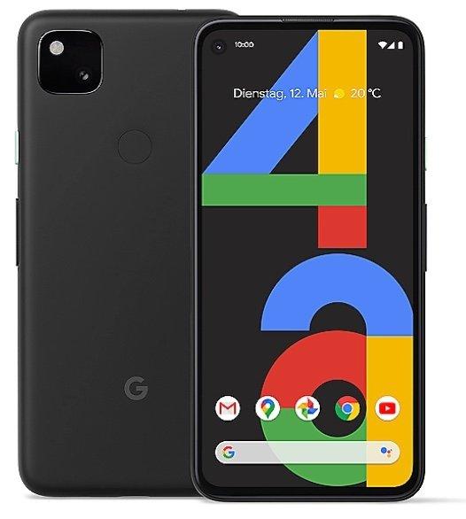 Google Pixel 4a 5G mit 128GB Speicher (79€) + o2 All-In M Allnet- und SMS-Flat mit 12GB LTE für 19,99€ mtl.