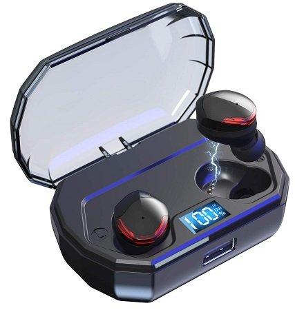 Bravoly R10 Bluetooth Touch In-Ears mit Ladecase für nur 25,97€ inkl. VSK