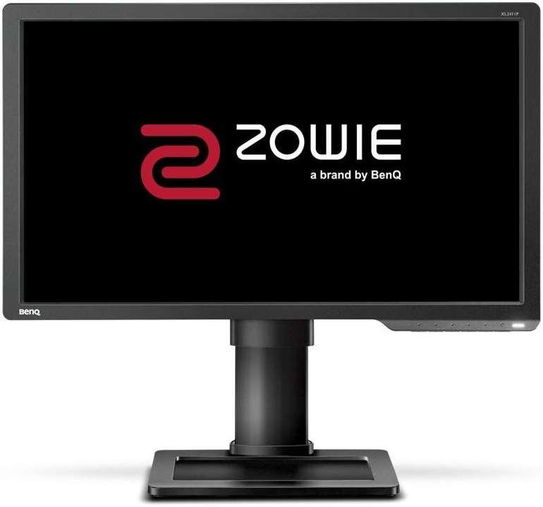 """Benq Zowie XL2411P - 24"""" Full-HD Gaming Monitor (1ms Reaktionszeit, 144 Hz) für 161,10€ inkl. Versand"""