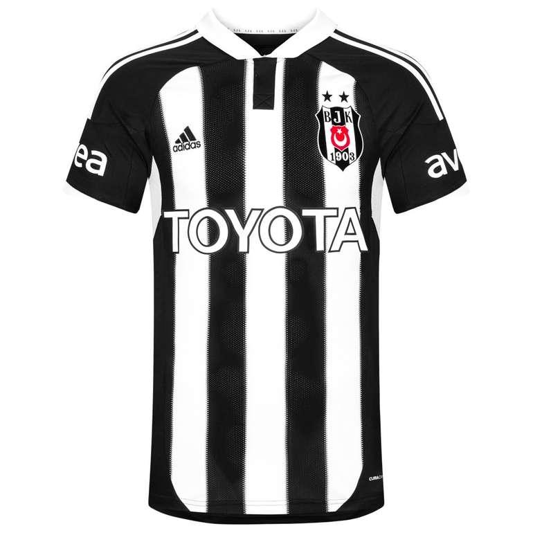 Besiktas Istanbul adidas Auswärts Trikot (XS, S) für 15,94€ inkl. Versand