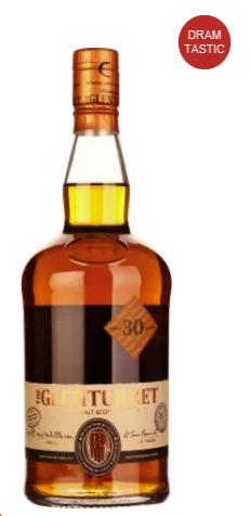 Glenturret 30 Years Single Malt (0.7 Liter) Whisky für 257,50€ inkl. Versand (statt 350€)