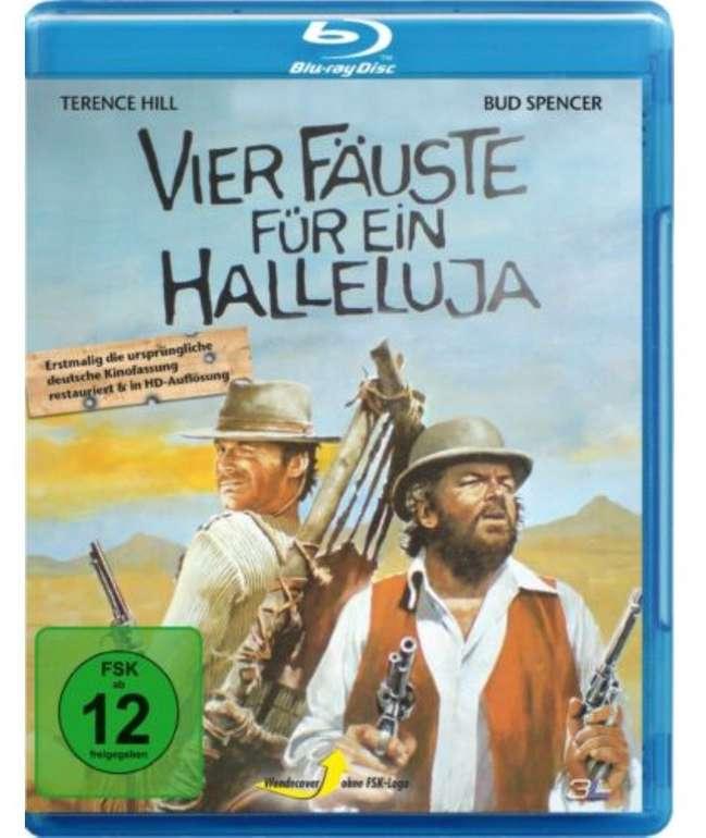 E. B. Clucher - Vier Fäuste für ein Halleluja (Blu-ray) für 4,11€ inkl. Versand (statt 9€)