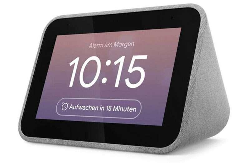Lenovo Smart Clock mit Google Assistant für 38,01€ inkl. Versand (statt 50€)