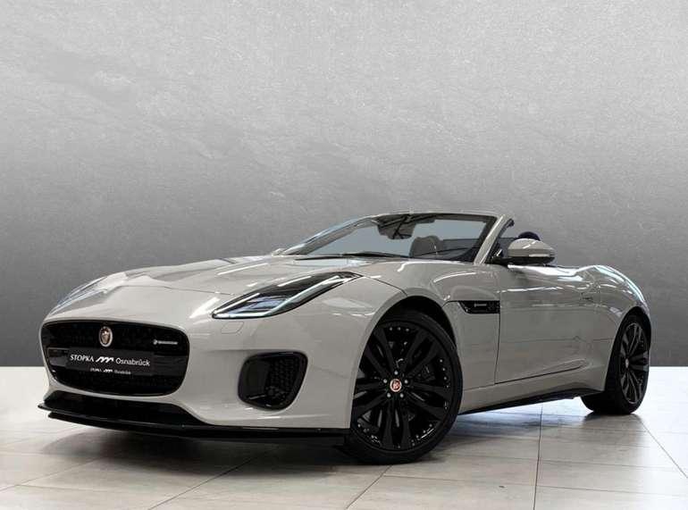 Jaguar F-Type mit 379 PS für 499,00 € mtl. im Privatleasing - LF 0,46