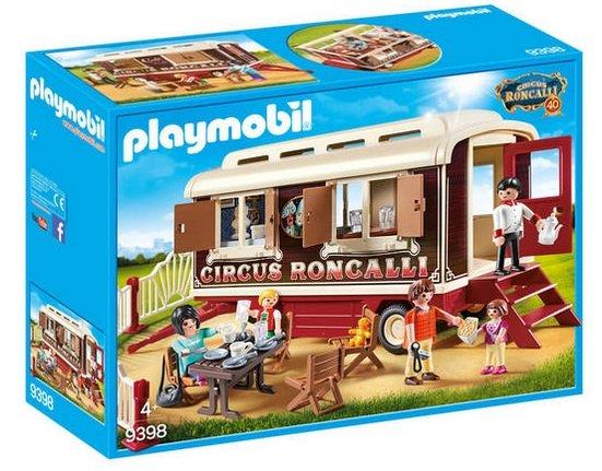 Playmobil 9398 Circus Roncalli Café Wagon für 20,94 inkl. Versand