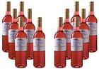 12x Calle Principal - Tempranillo-Merlot Rosé Vino de la Tierra Castilla 39,99€