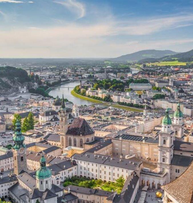 Salzburg: Ab 1 Übernachtung im 4* Hotel Heffterhof inkl. Frühstück ab 42,00€ pro Person