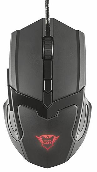 Trust GXT 101 Gaming Maus für 8€ inkl. Versand (statt 13€)