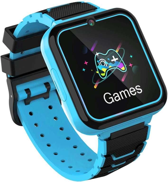 Moweallarge Tech Kinder Smartwatch in 2 Farben ab 16,86€ inkl. Versand (statt 31€)
