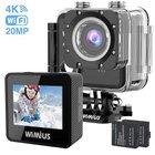 WiMiUS L3 4K Actioncam mit WiFi & 2 Akkus ab 28,99€ inkl. VSK + Weitere