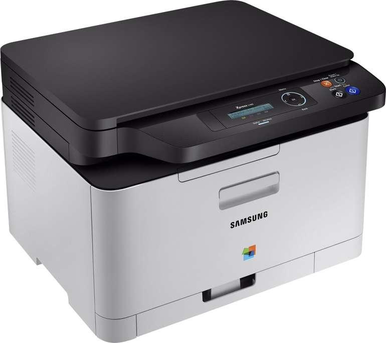 Samsung Xpress SL-C480 Multifunktionsgerät für 153,89€ inkl. VSK (statt 200€)