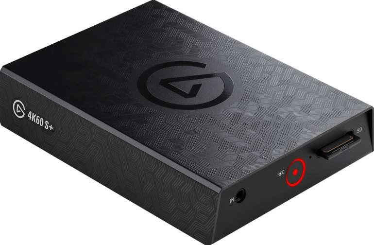 Elgato Game Capture 4K60 S+ Capture Karte in Schwarz für 306,98€inkl. Versand (statt 369€)
