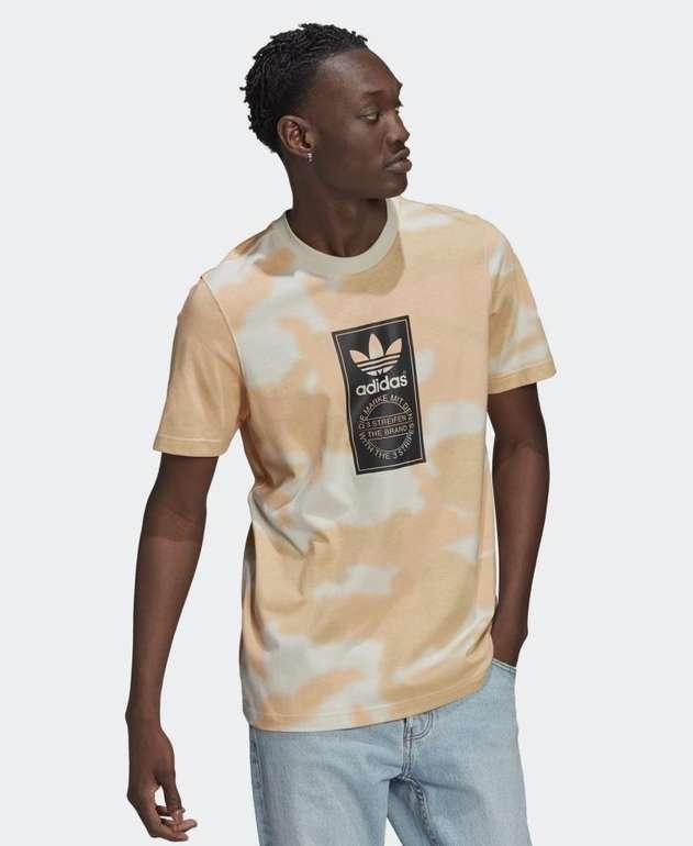 Adidas Camo Tongue Label Herren T-Shirt für 14,28€ inkl. Versand (statt 18€) - Creators Club
