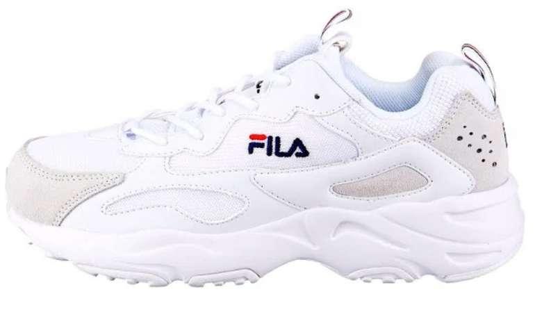 FILA Sneakers 'Ray Tracer' in weiß für 46,74€ inkl. Versand (statt 83€)