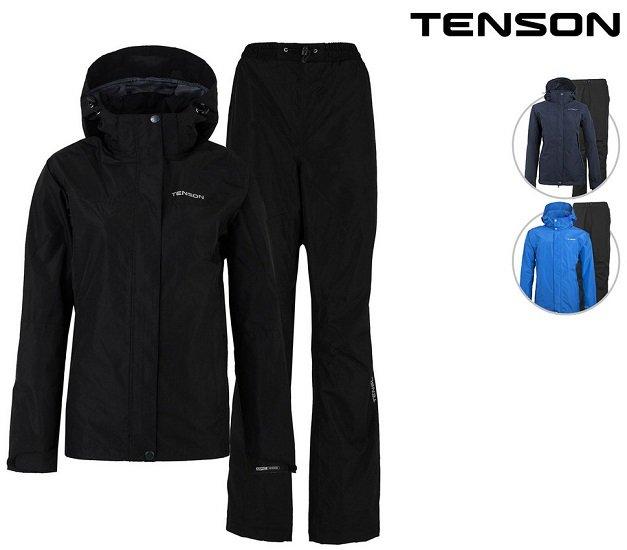 Tenson Monitor W Set Damen- & Herren Regenanzüge für je 55,90€ (statt 78€)