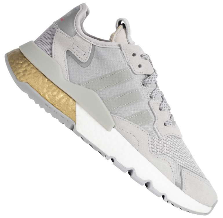 adidas Originals Nite Jogger Sneaker in Grau für 59,99€inkl. Versand (statt 100€)