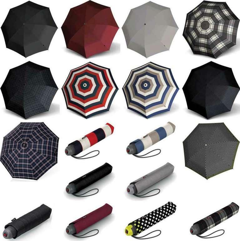 Knirps Regenschirm E.051 für 22,99€inkl. Versand (statt 34€)