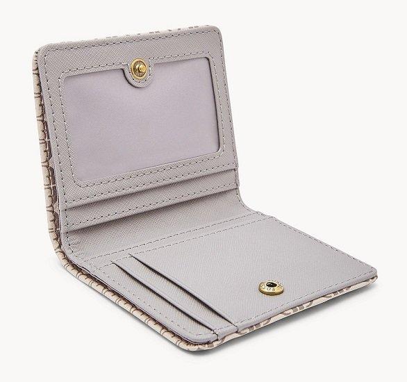Fossil Madison Bifold Damen Geldbörse für 19€ inkl. Versand (statt 24€)