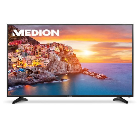 """Medion P18090 (MD 31179) 55"""" Ultra-HD TV mit Triple Tuner für 379,95€"""