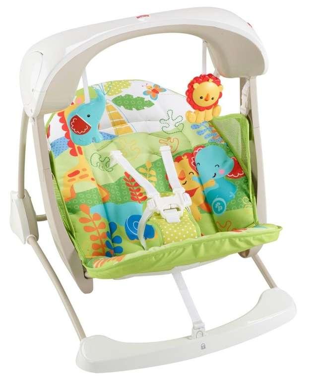 Fisher-Price 2-in-1 Babyschaukel für 64,39€ (statt 97€)