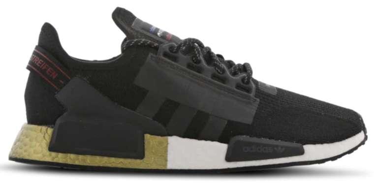 Adidas NMD R1 V2 Herren Sneaker in schwarz für 79,99€ inkl. Versand (statt 102€)