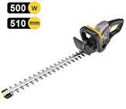 Teccpo - Elektrische Heckenschere mit 500 Watt für 31,99€ (statt 46€)