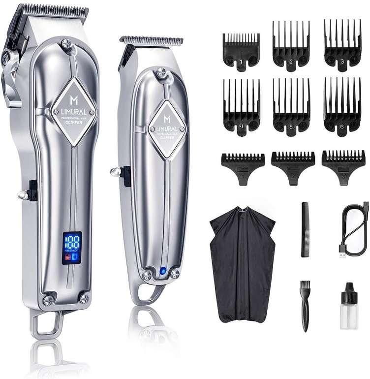 Limural Haarschneidemaschine & T-Klingen Trimmer Kit für 45,49€ inkl. Versand (statt 58€)