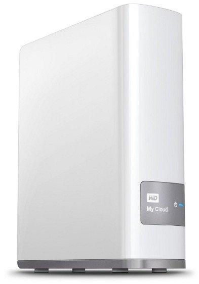 WD My Cloud Cloud-Speicher 6TB für 203,99€ inkl. Versand