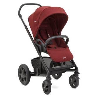 Joie Kinderwagen Chrome DLX inklusive Kniedecke Thyme für 204,99€ (statt 355€)