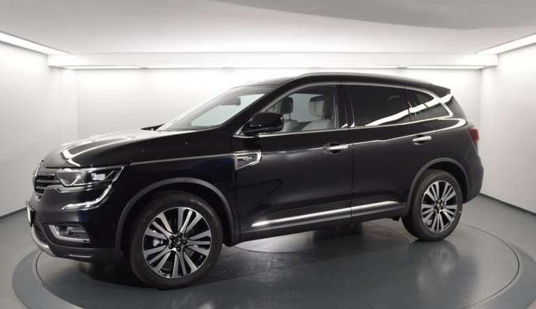 Gewerbeleasing: Renault Koleos mit 184 PS für 168,06€ netto mtl. (LF: 0.38, Überführung: 999€)